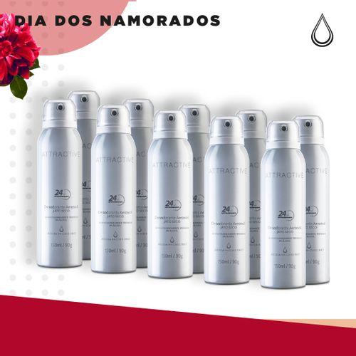 Kit-Namorados-Feminino---10-Desodorantes-Attractive-150-ml