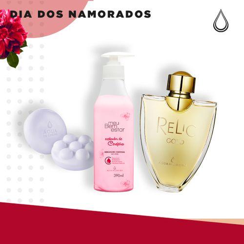 Kit-Namorados-Feminino---1-perfume-Relic---1-creme-flor-cerejeira---2-sabonetes-lavanda