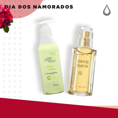 Kit-Namorados-Feminino---1-perfume-Gabriela-Sabatini---1-body-lotion-frescor-verbena-390-ml