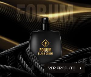 forum black denim