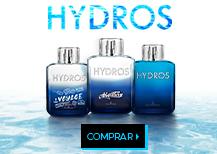 Água de Cheiro - Hydros